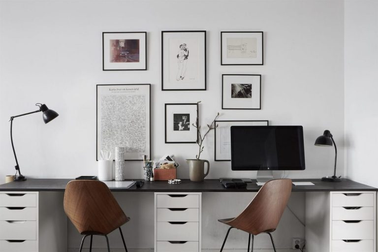 Choosing the Right Home Office Furniture for Two