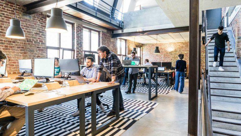 Productivity Improvement Through Workplace Design