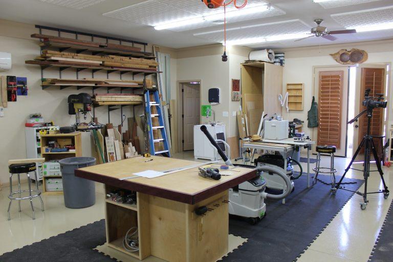 4 Useful Workshop Cabinet Ideas